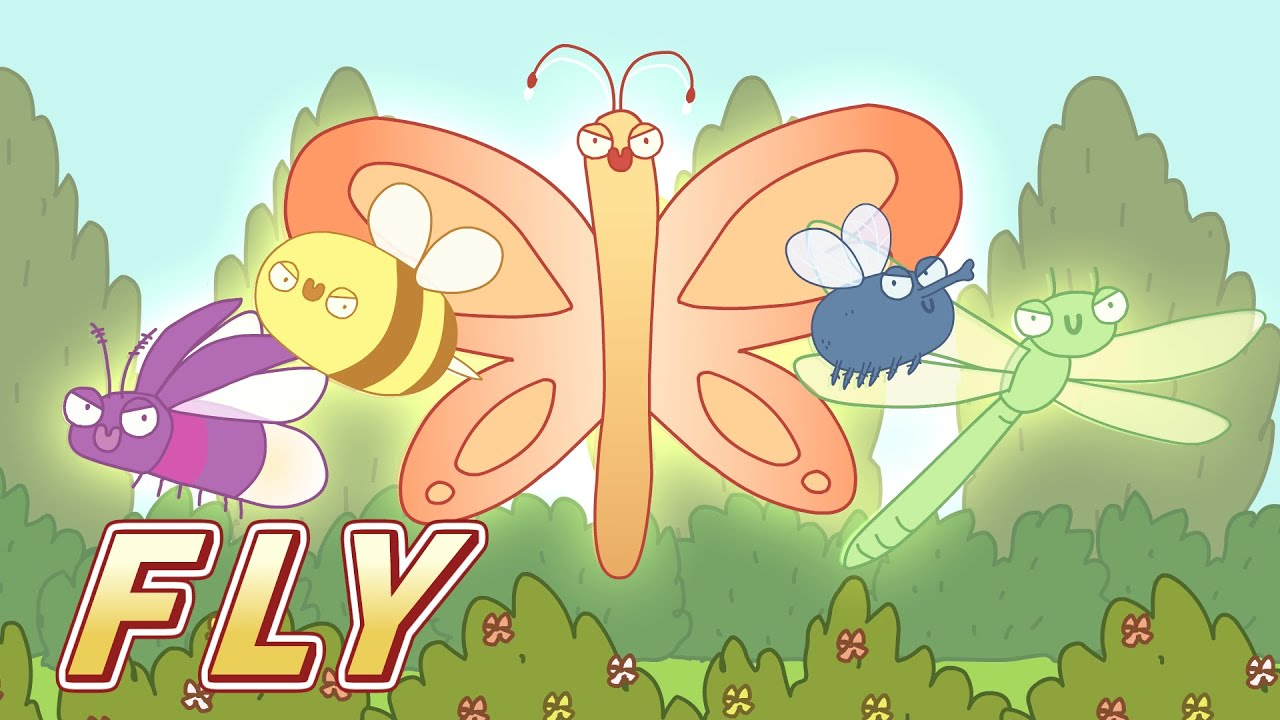 【床編故事】Fly