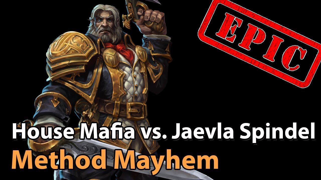 ► Method Mayhem - Javla Spindel vs. Swedish House Mafia - Heroes of the Storm Esports