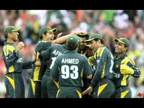 Aye Jazba Junoon World Cup 2011.wmv