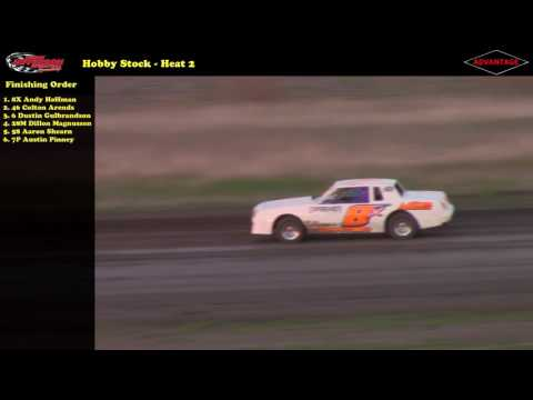 Hobby Stock -- 4/22/17 -- Park Jefferson Speedway