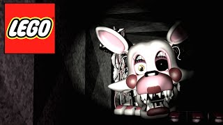 How to build LEGO characters from FNAF 2 Part 2: Mangle (HD)