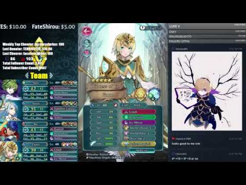 【Fire Emblem Heroes】 Arena Duels - Tier 20! Weekly Full Run! Come Chat and Chill! :D