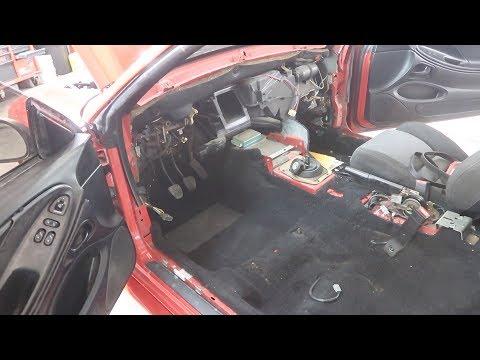 SN95 Mustang Dash Removal