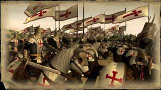 Lionheart Kings Crusade Trailer Official [HD] PC video game coming early 2010