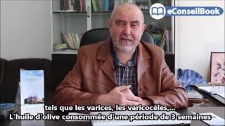 L'huile d'olive : l'élément thérapeutique essentiel - Dr. Karim El Abed El Alaoui - vostfr