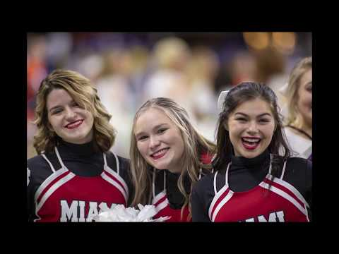 Miami University Hamilton Cheer 2019-2020