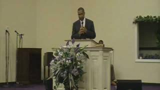"Rev. John Bell Preaching ""Forgiveness"" @ LOLCC Pt. 1 - 04/11/2010.wmv"