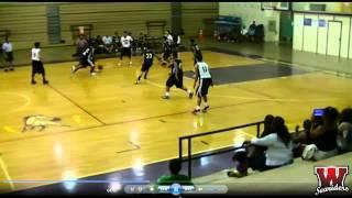 Austin Thomas Highlights-Waianae High School