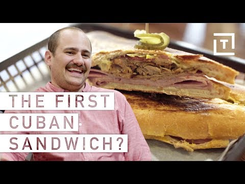 Sarah Jacobs - The best Cuban sandwich in America comes from WHERE?!