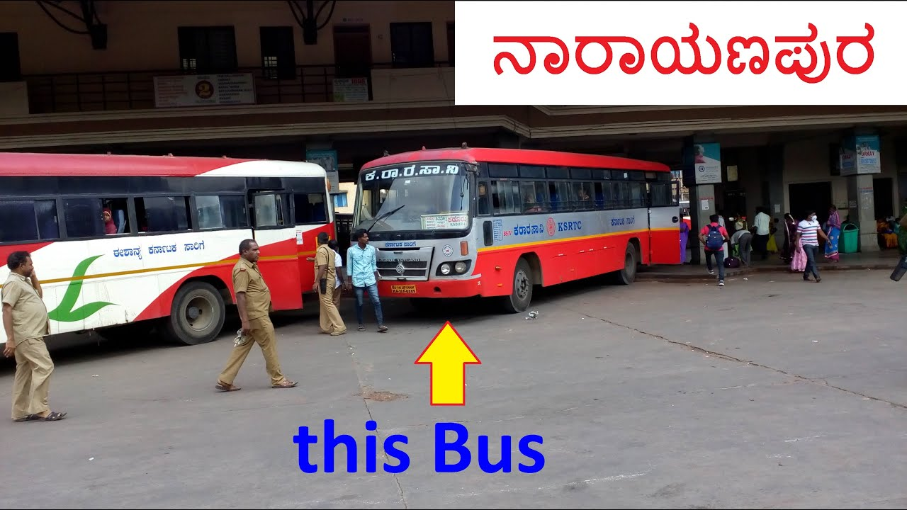 Only KSRTC and APSRTC to Talikote & Chitradurga respectively