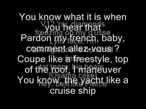 Maître GIMS - Corazon Ft. Lil Wayne & French Montana (Paroles/lyrics)