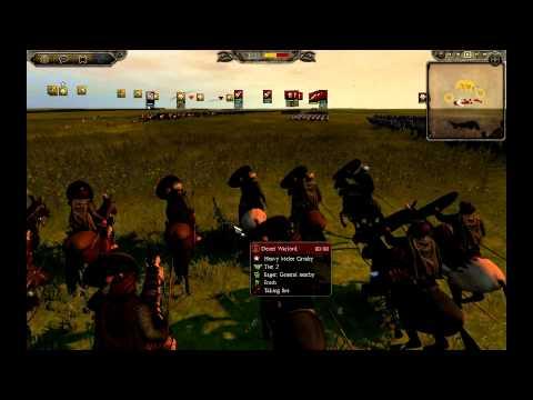 "Attila Total War Multiplayer battle ""Desert wind"" |"