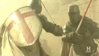 KNIGHTFALL (HISTORY) - CHRIST AND COMBAT