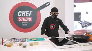 Chef Studio #AtTheGalleria