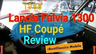 1968 Lancia Fulvia 1300 HF Coupé - Exterior Review In 2018 - BestClassics Mobile