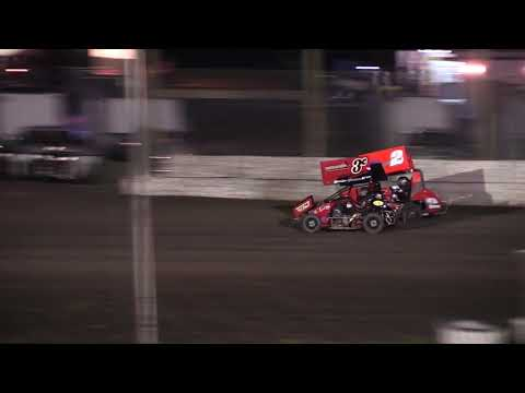 July 6th 2018 RPM Speedway Winged A Class 600s Heat 1