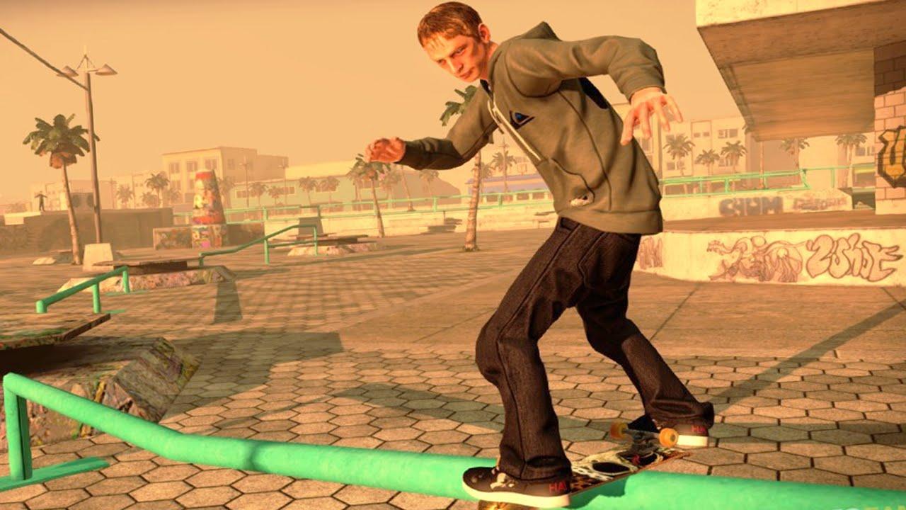 Tony Hawk's Pro Skater HD Free Download Games