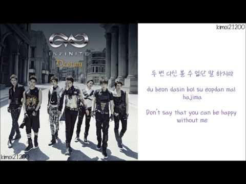 Infinite - Destiny [Hangul/Romanization/English] Color Coded HD