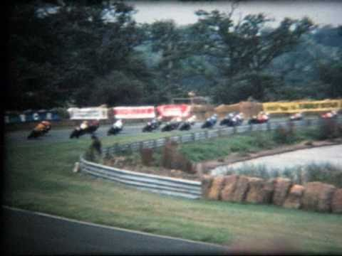 1976 Motorcycle Race of the Year Mallory Park Sheene Read Agostini Baker