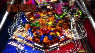 Marvel Pinball Demo Quick Play HD [GigaBoots]