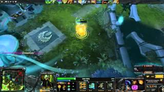 Let's play Dota 2 Nature's Prophet/Дота 2 игра за Фуриона
