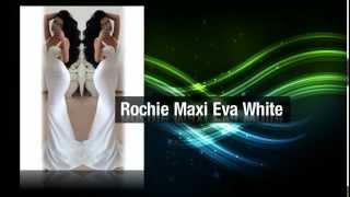 Rochie Maxi Eva White