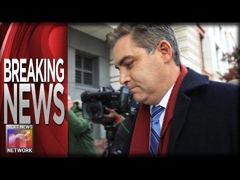 BREAKING: Judge Rules In Favor Of Acosta – President Trump FIRES Back HUGE!