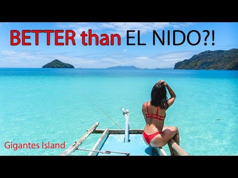 BETTER THAN EL NIDO?! // Gigantes Island, Iloilo