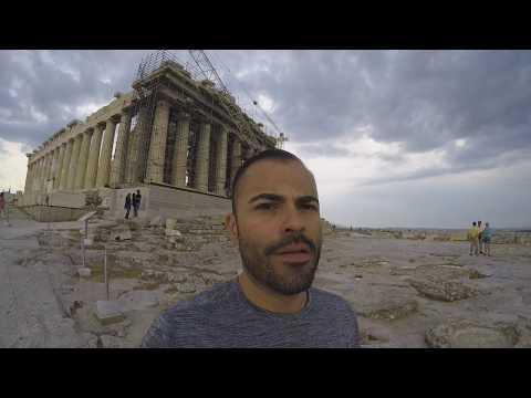 European Vacation 2017: Athens + Santorini (GoPro Hero 5, Karma Grip)