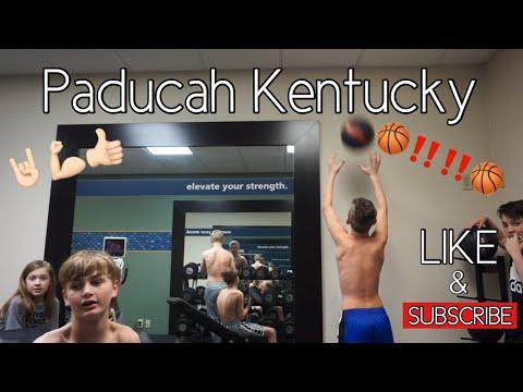 Traveling To Paducah Kentucky For Basketball!