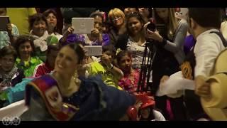 Maria Martha Reverte y Koki Beteta - IV Concurso Selectivo Mundial de Marinera en Roma