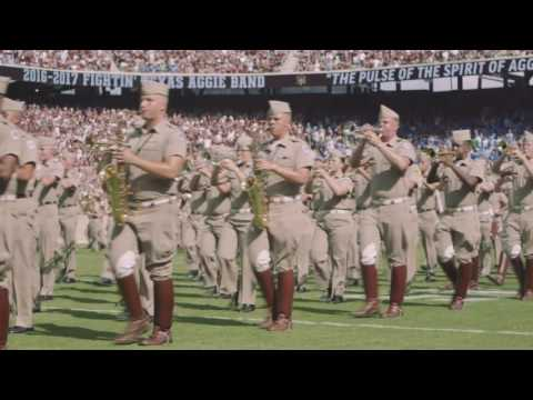 2016 Texas A&M Corps of Cadets Game Day vs UCLA