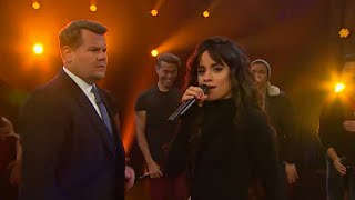 Camila Cabello - Old Town Road (Live on The Late Late Show with James Corden)