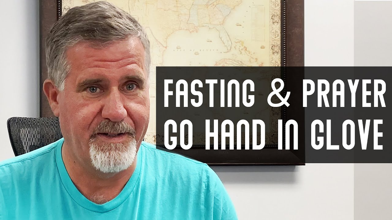 Pastor Barry on SHARPENING your PRAYER LIFE through fasting.