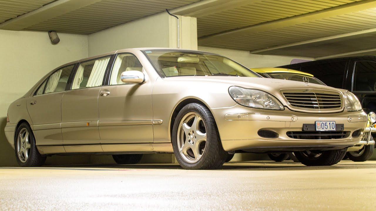 Mercedes S600 V12 : 900k mercedes benz s600 pullman v12 review 2016 hq youtube ~ Medecine-chirurgie-esthetiques.com Avis de Voitures