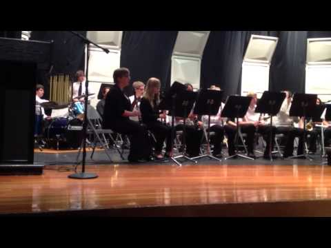 Platte Valley High School Spring Concert 2013