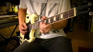 Metallica Guitar Solo Compilation
