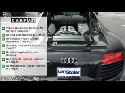 Audi R Len Stoler Porsche Audi Owings Mills MD - Len stoler audi