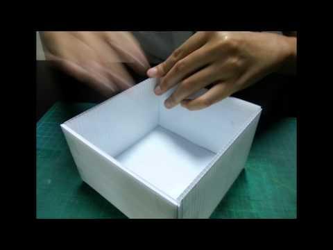 D.I.Y. jewelry box