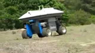 SEEKUR Mobile Robot Platform