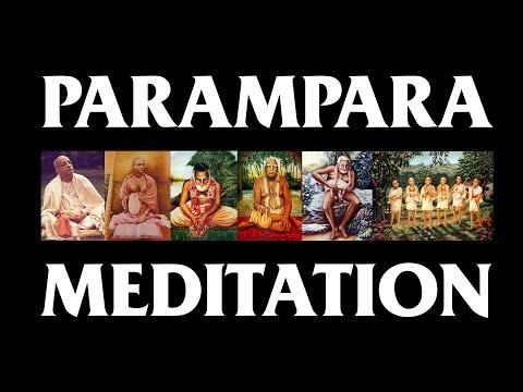 PARAMPARA MEDITATION