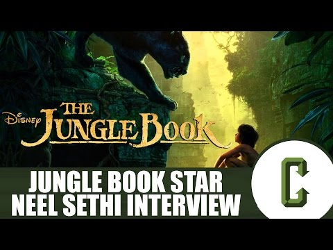 Jungle Book Star Neel Sethi Interview