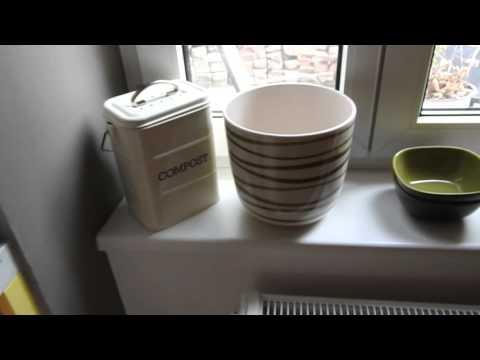 Roomtour 4 - 5,5m² Glück und Zufriedenheit - meine kleine Küche - Einrichtungstipps