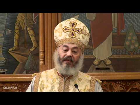 Preparation Sunday for the Great Lent (English) - Fr. Raphael Hanna