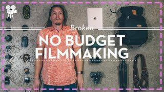 How to Make a FILM Low NO Budget Documentary Filmmaking TIPS & TECHNIQUES