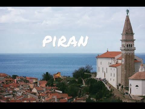 Slovenia   Piran   Cinematic Vlog #2 (King's Landing's twin)