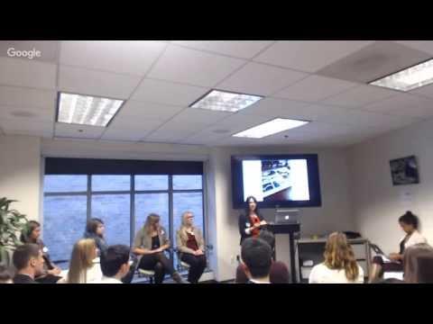 Pulitzer Center Student Fellows Weekend 2015 (Part 3)