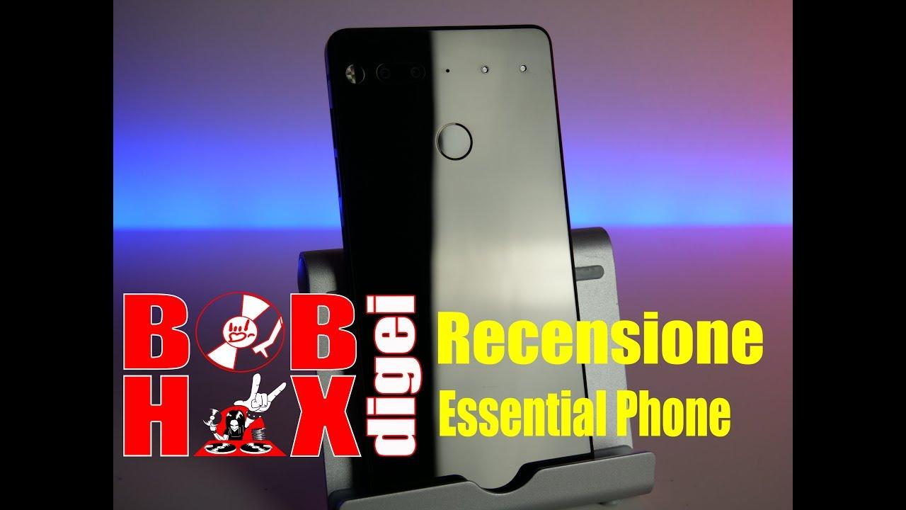 Essential Phone Recensione L Alternativa Ad Iphone X