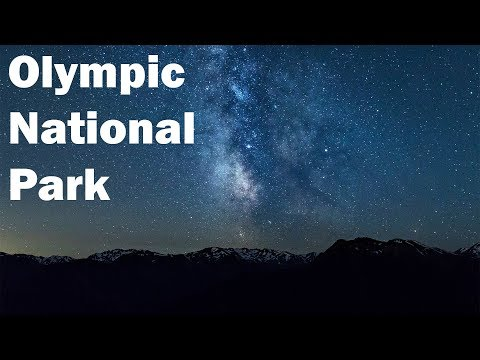 Olympic National Park l 4K