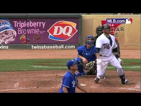 Alex Gordon: Outfield Assists